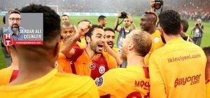"""""""24. şampiyonluğu kutlarım"""""""