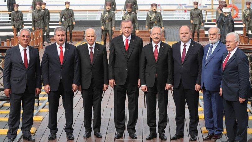 Cumhurbaşkanı Erdoğan, Samsun'da konuşuyor