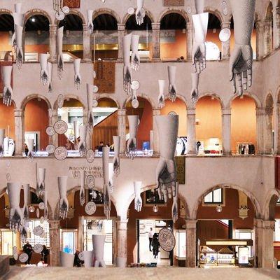 Venedik sanat rotası