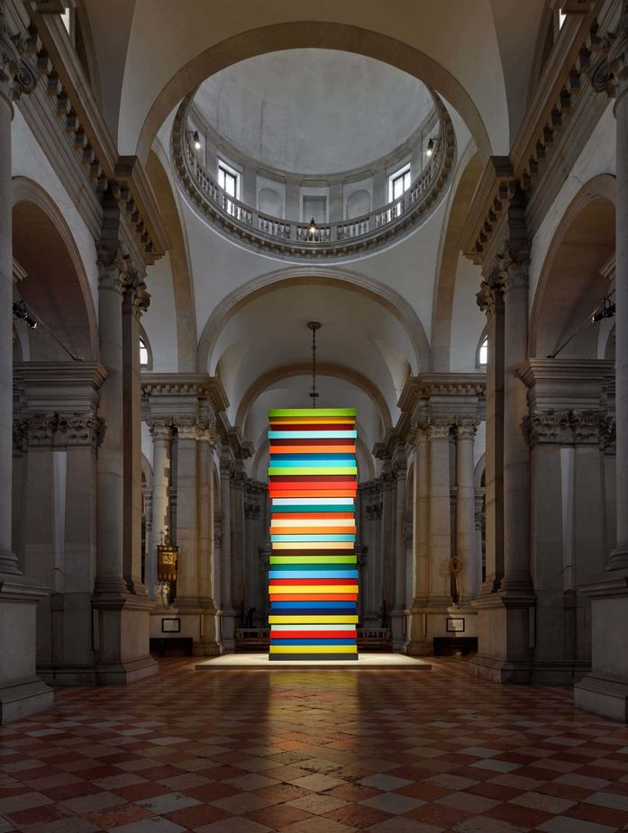Opulent Ascension - Sean Scully