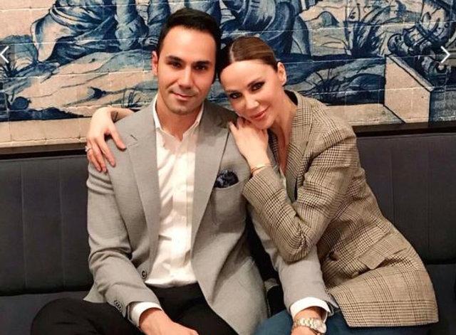 Demet Şener'den Cenk Küpeli'ye: Hep böyle aşkla bakalım birbirimize! - Magazin haberleri
