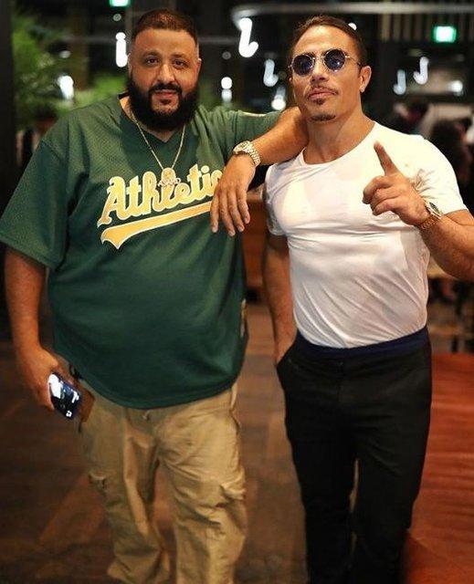 Nusret, DJ Khaled'in klibinde oynadı - Magazin haberleri