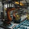 Ünlü otomobil firmalarının robotik üretim hatları Kocaeli'den