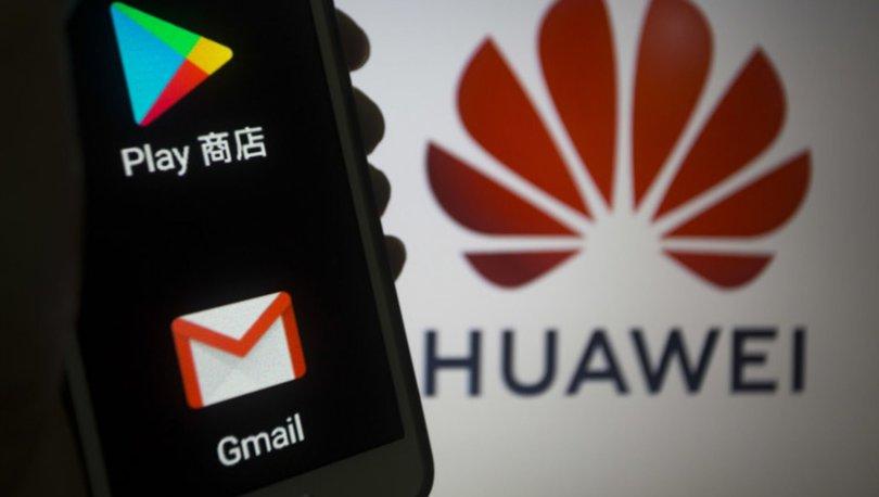 Huawei'den son dakika açıklama: Google kararı sonrası Huawei