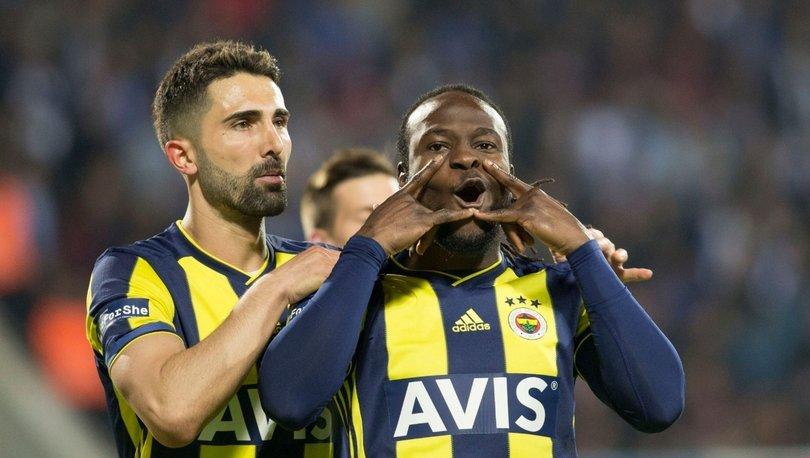 Erzurumspor Fenerbahçe MAÇ SONUCU ve MAÇ ÖZETİ - Erzurum'un hayallerini Fener yıktı!