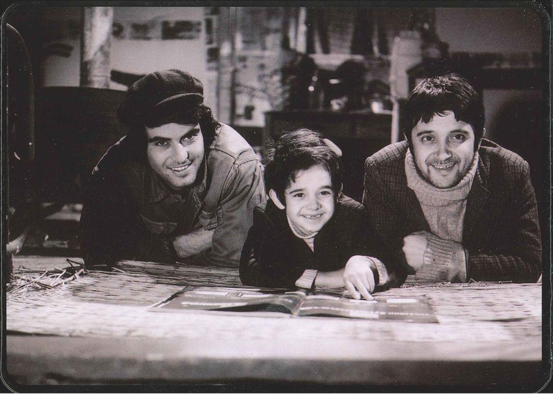 1973 yapımı 'Canım Kardeşim'de başrolleri Tarık Akan, Halit Akçatepe ve Kahraman Kıral paylaştı.