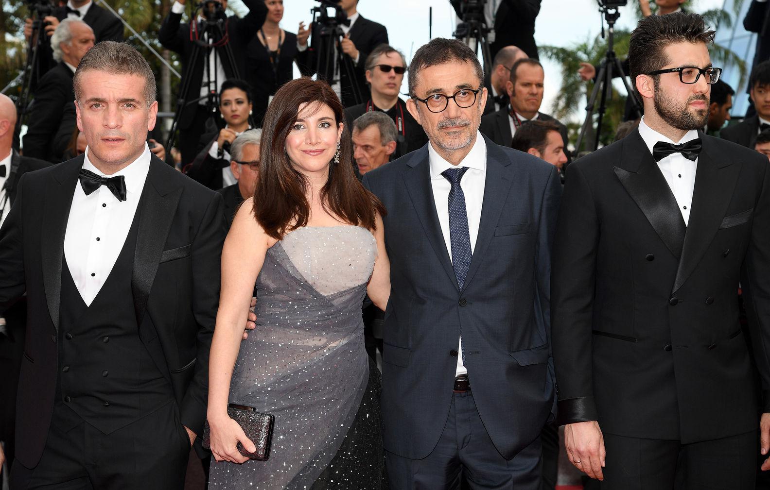 'Ahlat Ağacı', 2018'de Cannes Film Festivali'ne katıldı.