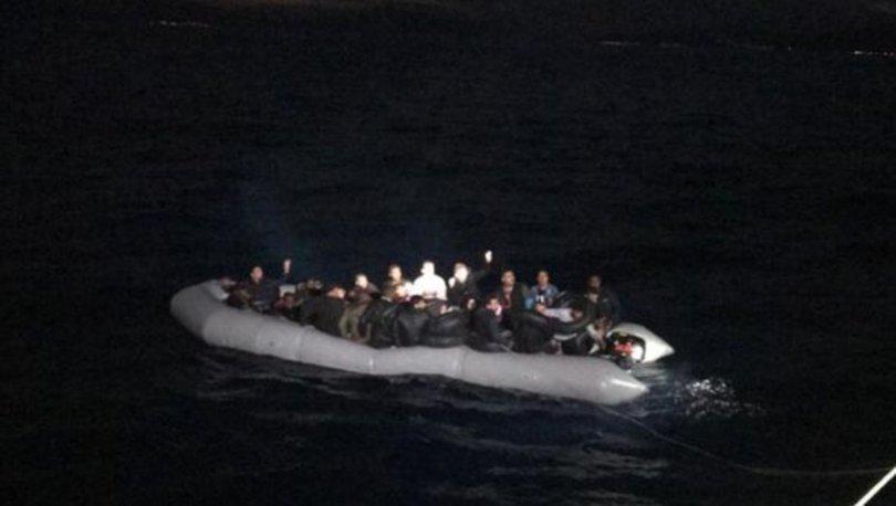 Aydın'da 59 kaçak göçmen yakalandı