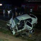 Tokat'ta korkunç kaza! 2 polis şehit oldu