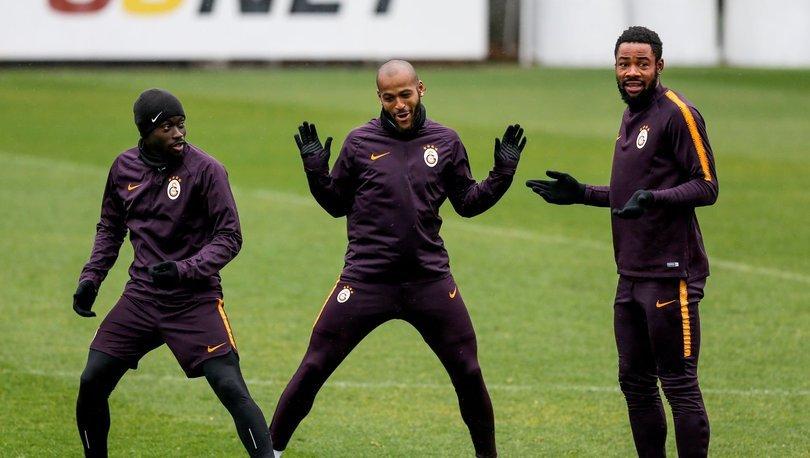 Şampiyon Galatasaray'a Luyindama ve Marcao etkisi