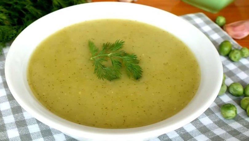 Bezelye çorbası nasıl yapılır? İşte, en lezzetli bezelye çorbası tarifi...