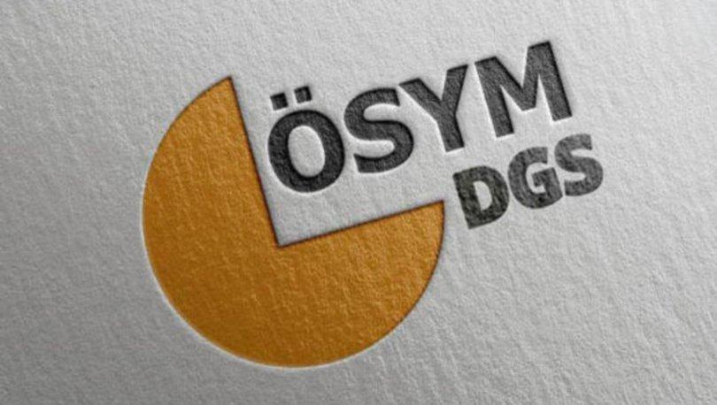 DGS geç başvuru ücreti ne kadar? ÖSYM 2019 DGS başvuru nasıl yapılır?