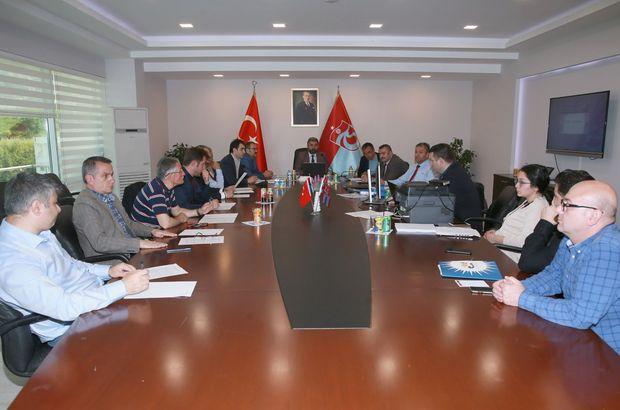 Trabzon'da Olağanüstü Genel Kurulu