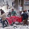 """""""Esad rejiminin kimyasal silah kullanabileceğine dair işaretler görüyoruz"""""""