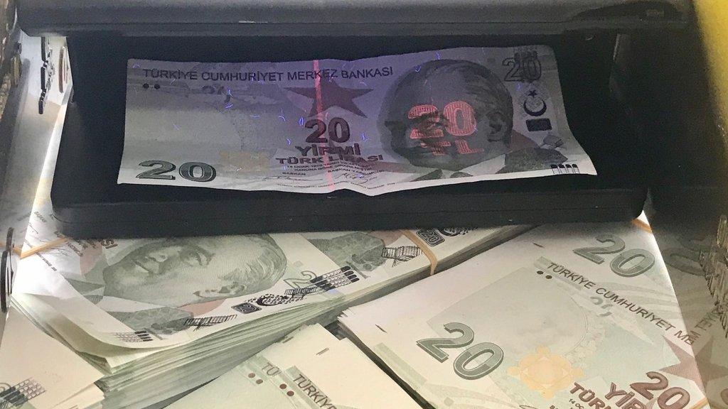 Dikkat! Sahte para mağduru olmayın