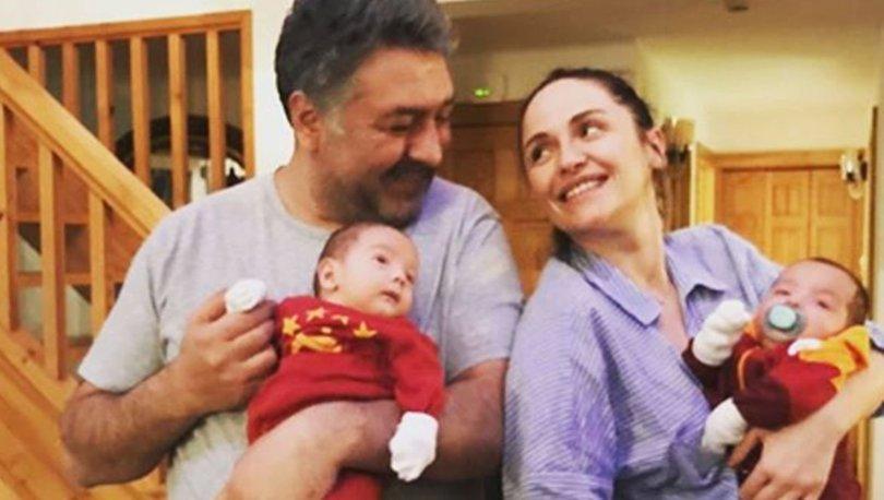 Sinem Öztürk ile Mustafa Uslu çiftinden şampiyonluk pozu - Magazin haberleri