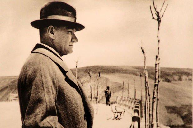 """Atatürk'ün Nöbet Defteri ve """"geziği avnamak""""..."""