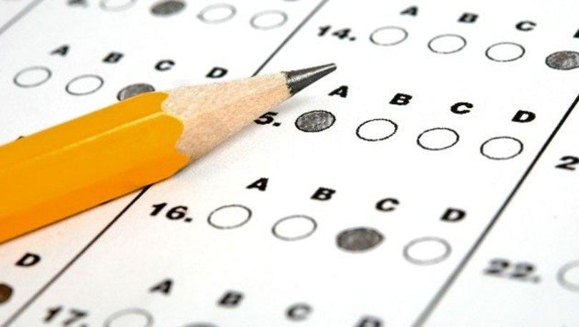 Liselere Merkezi giriş sınavı belgeleri,