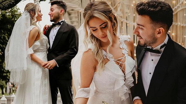 Enes Batur ile Damla Aslanalp evlendi: Hayatımın en büyük ve en doğru kararını aldım - Magazin haberleri