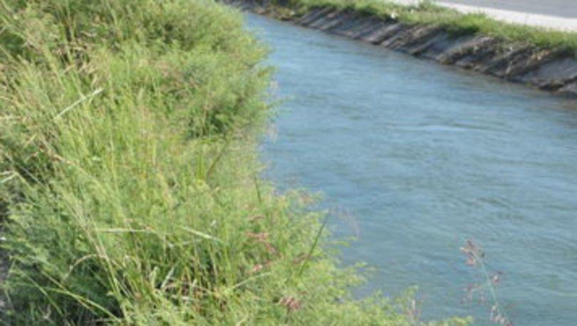 5 yaşındaki Suriyeli Seyyid, su kanalında boğuldu