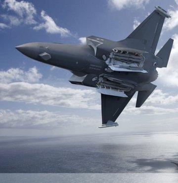 İngiltere'den Kıbrıs'a F-35 çıkarması!