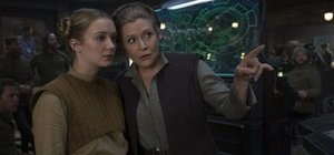 Yeni Star Wars'ta duygulandıran detay