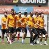 Galatasaray, son antrenmanını yaptı