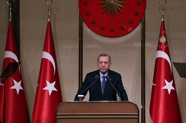 Cumhurbaşkanı Erdoğan'dan sağlık çalışanlarına müjde!