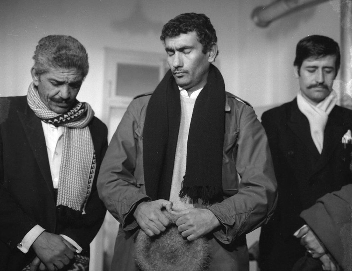Yılmaz Güney, 1968'de 'Pire Nuri' ile yapımcılığa da başladı.