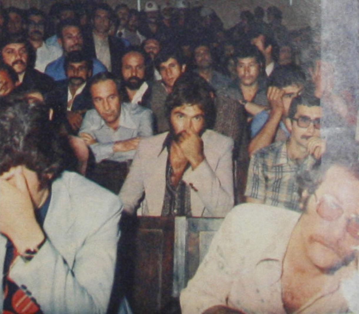 Cem Karaca, Hakan Balamir ve Semra Özdamar, Ankara'daki mahkemeye giderek Yılmaz Güney'e destek vermişti.