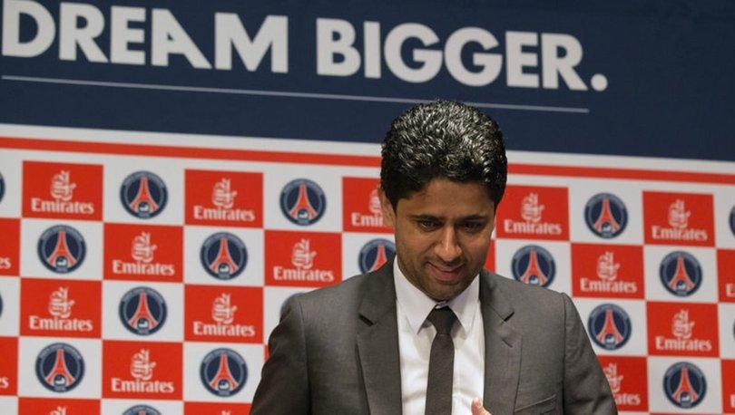 PSG ve beIN Media'nın sahibi Nasser Al-Khelaifi'ye soruşturma