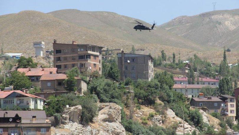 PKK'lı teröristlerden havanlı saldırı: 1 asker şehit