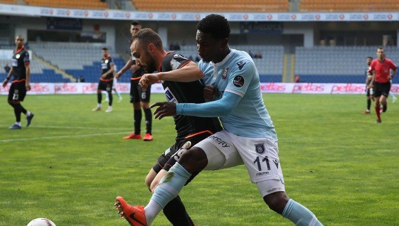 Başakşehir - Alanyaspor