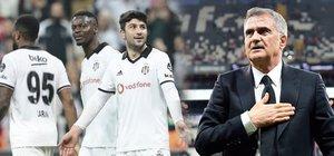 Güneş'e veda! Beşiktaş ligi 3. bitirdi