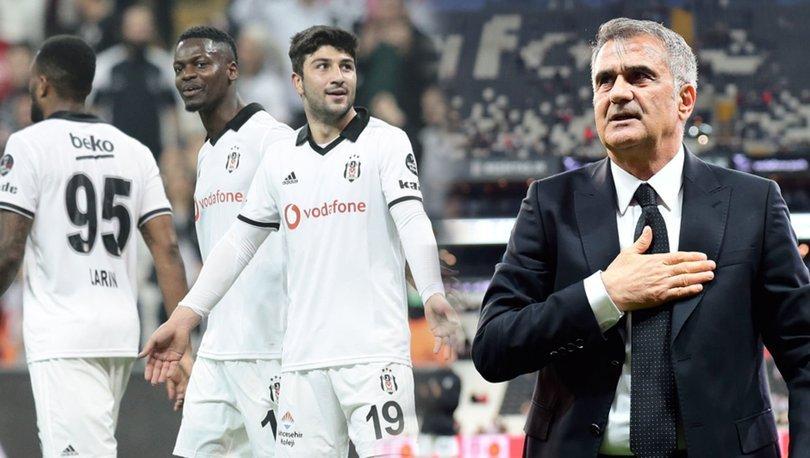 Beşiktaş Kasımpaşa MAÇ SONUCU ve MAÇ ÖZETİ - Şenol Güneş'e veda! Beşiktaş ligi 3. bitirdi