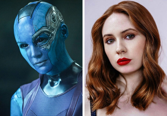 Marvel karakterleri maskelerini çıkarınca nasıl gözüküyor?