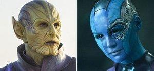 Marvel karakterleri maskesiz nasıl gözüküyor?