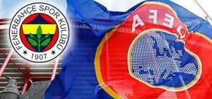Fenerbahçe'den UEFA açıklaması: Men cezası...