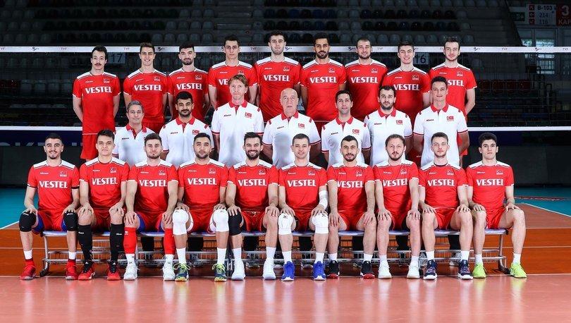 A Erkek Voleybol Milli Takımı, CEV Avrupa Altın Ligi'nde sahne alıyor
