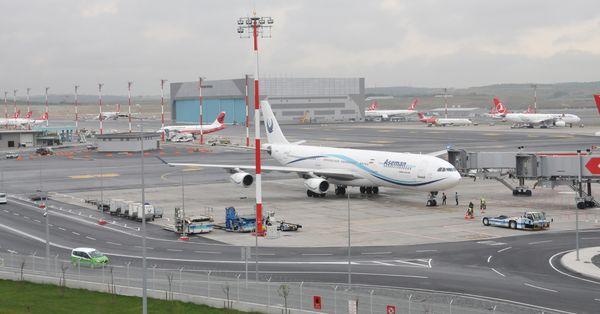 10 şirket ilk kez İstanbul'a uçuyor