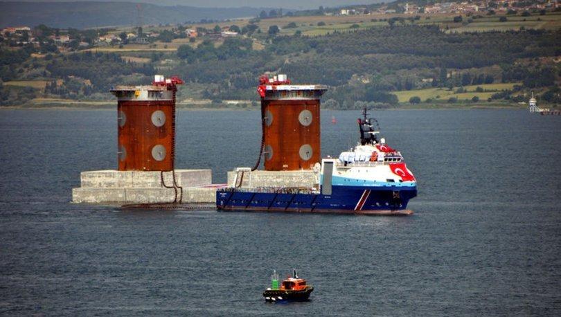 Marmara'yı Ege'ye bağlayacak