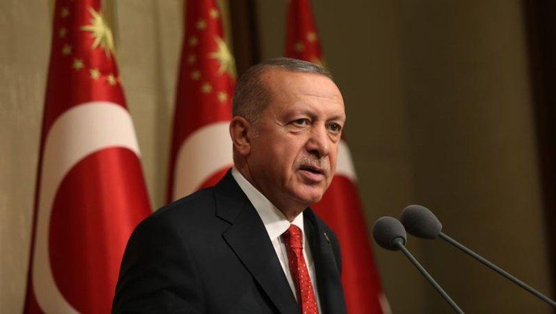 Cumhurbaşkanı Recep Tayyip Erdoğan, şair Necip Fazıl Kısakürek'in ölüm yıldönümünde mesaj yayınladı