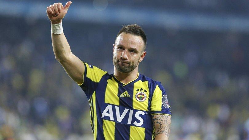 Son dakika! Valbuena, Fenerbahçe'den ayrıldığını açıkladı