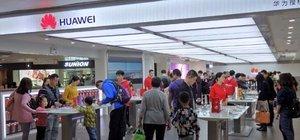 Çinliler Huawei'ye sahip çıktı