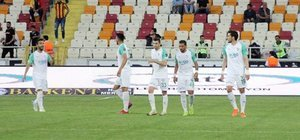 Malatya'da ilk gol!