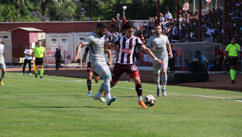 Hatayspor Adana Demirspor