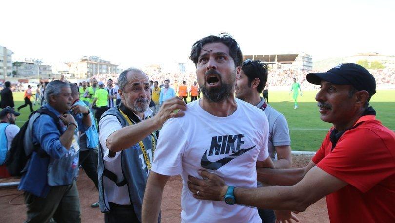 Hatayspor Teknik Direktörü İlhan Palut: Üç sene önce tesisimiz yokken şimdi Süper Lig'e çıkma maçı o