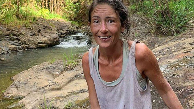 ABD'de ormanda kaybolan kadın 17 gün sonra sağ bulundu