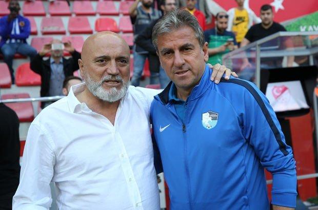 Hamzaoğlu'nu Karaman teselli etti!