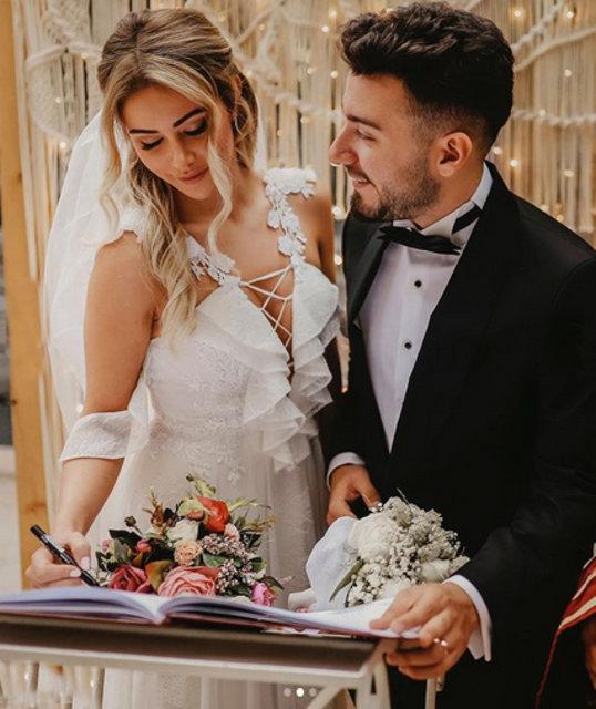 Enes Batur ile Damla Aslanalp evlendi mi? Enes Batur açıkladı